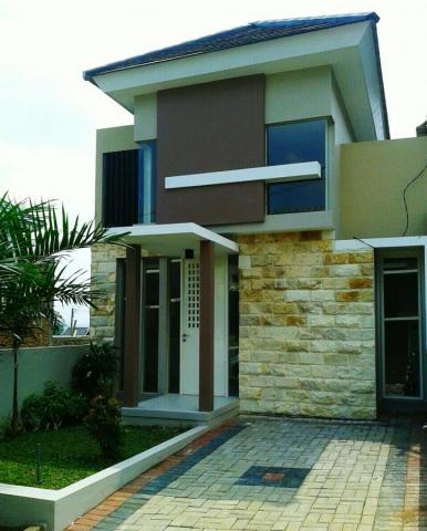 Foto: Rumah Murah Impian Permata Juanda Residence Surabaya