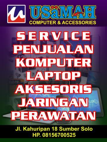 Foto: Jual Beli Service Dan Perawatan Komputer Laptop