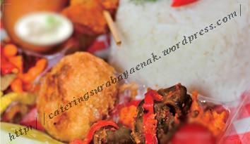 Foto: Nasi Kotak, Nasi Box, Catering Di Surabaya